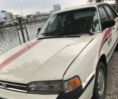 Bán Honda Accord năm sản xuất 1987, màu trắng0