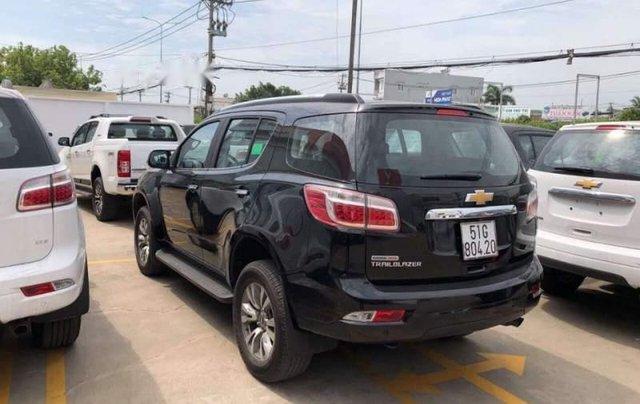 Thanh lý xe demo Chevrolet Trailblazer 4x4 LTZ 2.5 2018, xe lái thử đi rất ít1