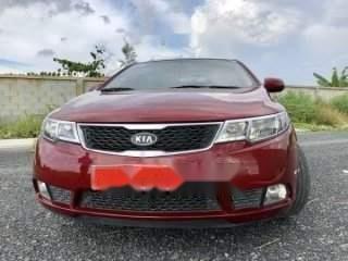 Bán Kia Forte sản xuất 2011, màu đỏ0
