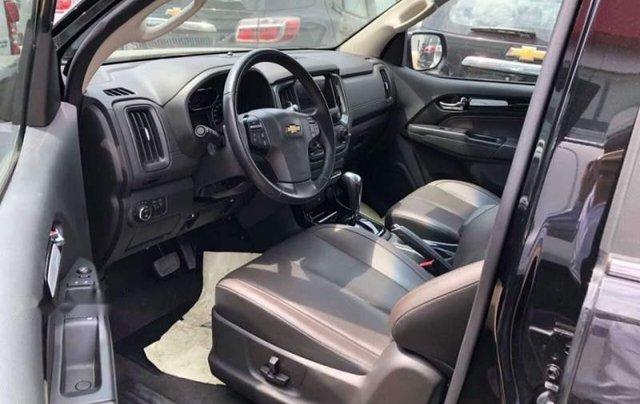 Thanh lý xe demo Chevrolet Trailblazer 4x4 LTZ 2.5 2018, xe lái thử đi rất ít2