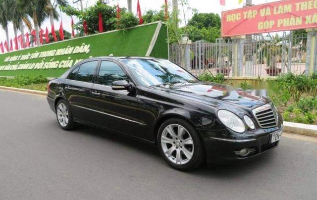 Bán xe Mercedes Benz E200 2009, mình mua mới 1 chủ 4 số4