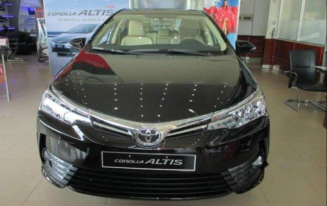 Bán Toyota Corolla altis 1.8G 2019, màu đen, giá tốt0