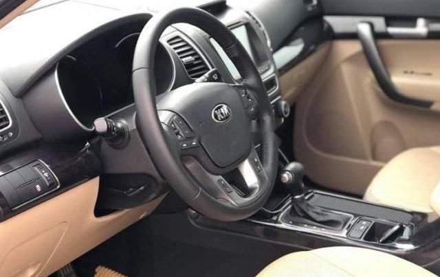 Bán Kia Sorento 2.4 GATH đời 2016, màu trắng giá cạnh tranh5
