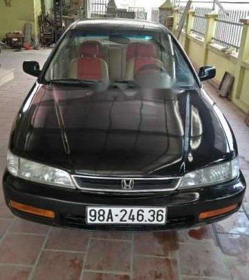 Bán Honda Accord đời 1996, màu đen, xe nhập2