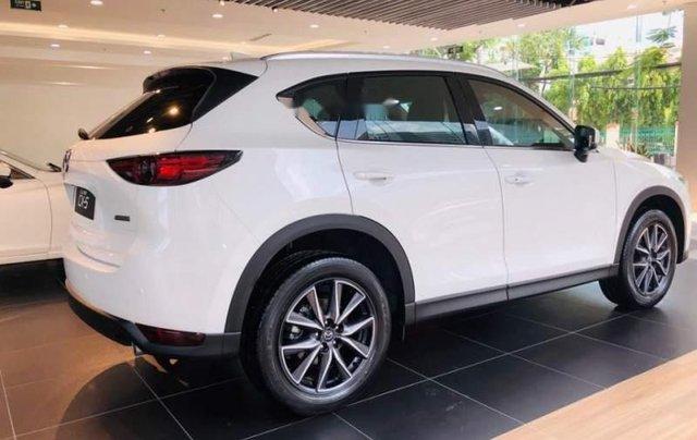 Bán xe Mazda CX 5 2.0 sản xuất 2019, màu trắng2