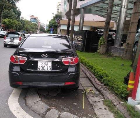 Bán Hyundai Avante năm 2015, màu đen, xe đẹp1