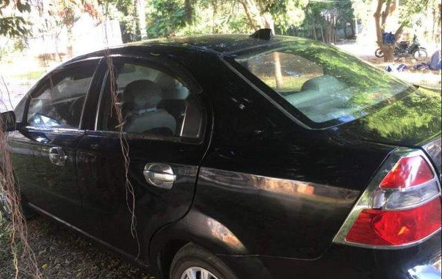 Bán ô tô Daewoo Gentra MT năm sản xuất 2007, màu đen, nhập khẩu, xe đẹp3