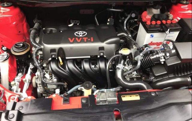 Cần bán Toyota Vios năm 2015, màu đỏ, xe nhập, giá tốt1