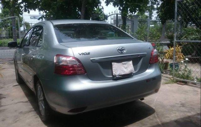 Bán ô tô Toyota Vios sản xuất 2011, xe đẹp không bị lỗi0