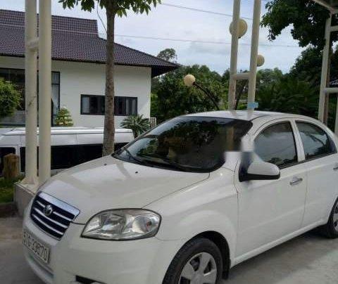 Bán Daewoo Gentra 2009, màu trắng, xe không lỗi0