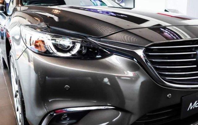 Bán Mazda 6 2.5 sản xuất năm 2018, màu nâu2