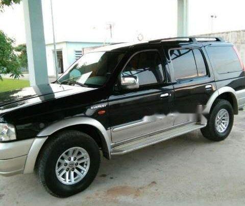 Cần bán lại xe Ford Everest MT sản xuất 2006, xe gia đình sử dụng3