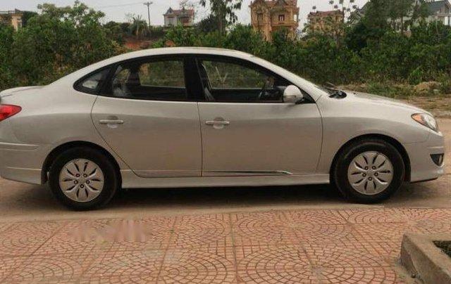 Bán ô tô Hyundai Avante MT sản xuất năm 2015, màu bạc, xe đẹp5