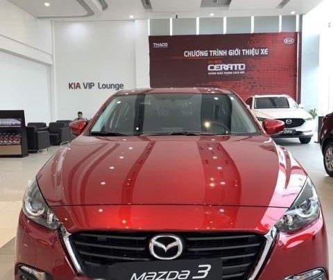 Mazda Trần Khát Chân bán xe Mazda 3 sản xuất năm 2019, màu đỏ0