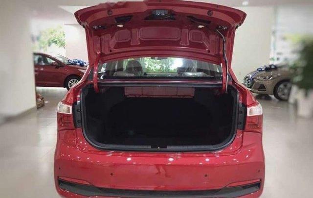 Bán Hyundai Grand i10 2019, màu đỏ, giá 350tr4