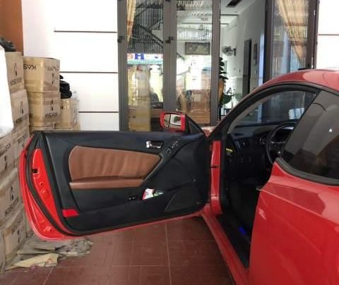 Bán Hyundai Genesis sản xuất 2011, màu đỏ, xe nhập2