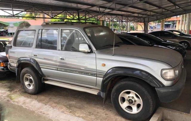 Cần bán lại xe Toyota Land Cruiser đời 1995, xe vẫn hoạt động bình thường0