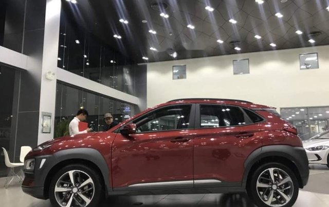 Bán Hyundai Kona 2019 full màu giao xe ngay1