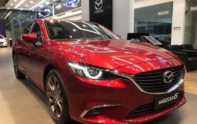Bán Mazda 6 sản xuất 2019, màu đỏ, giá 819tr4