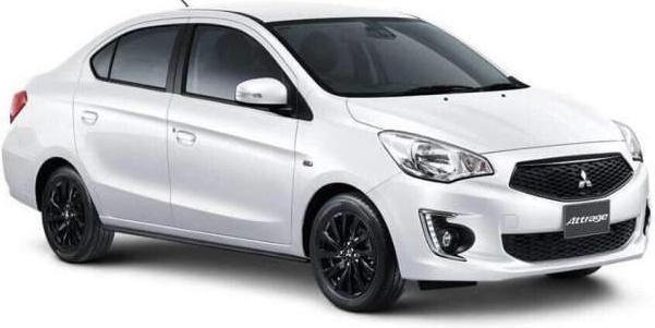 Cần bán Mitsubishi Attrage đời 2019, nhập khẩu, ưu đãi trong tháng mới 1