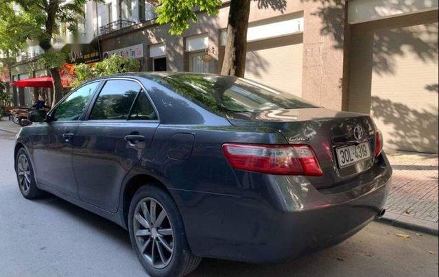Bán Toyota Camry sản xuất năm 2008, màu xám, nhập khẩu cực chất 2