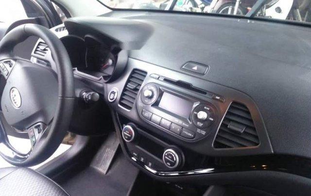 Bán Kia Morning AT sản xuất năm 2011, đi giữ gìn, bảo dưỡng bảo hành định kỳ nên xe đi rất êm4