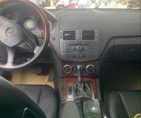Bán xe Mercedes C250 năm sản xuất 2010, màu trắng, nhập khẩu nguyên chiếc, giá tốt2