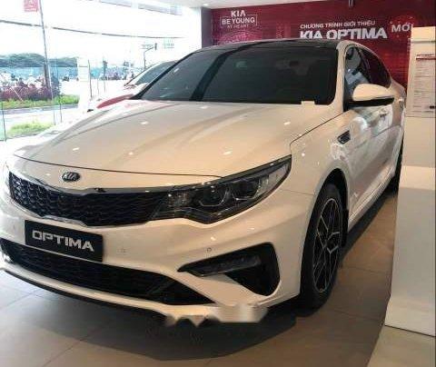 Bán Kia Optima 2.4 GT-Line đời 2019, màu trắng, hoàn toàn mới4