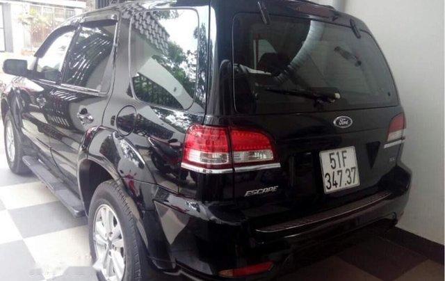 Bán chiếc xe Ford Escape 2.3 đời 2009, màu đen, số tự động, xe rất đẹp1