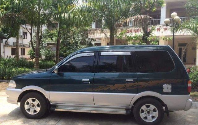 Cần bán xe Toyota Zace sản xuất năm 20050