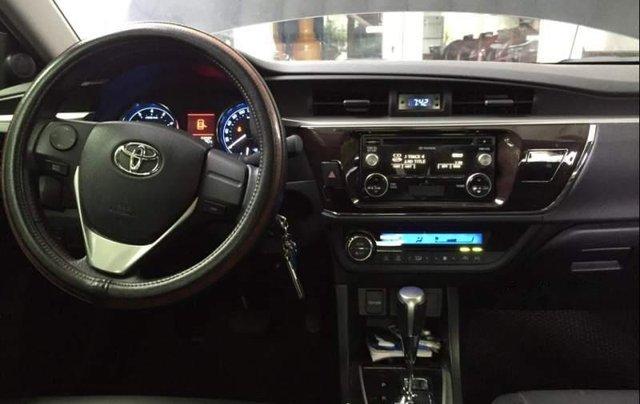 Bán Toyota Corolla altis 1.8G sản xuất 2015, màu đen, nhập khẩu5