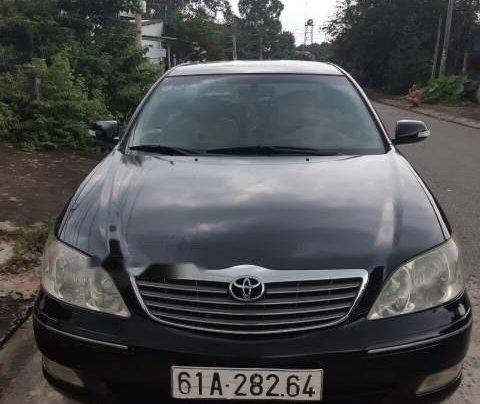 Cần bán gấp Toyota Camry 2.4 đời 2003, nội thất còn mới4