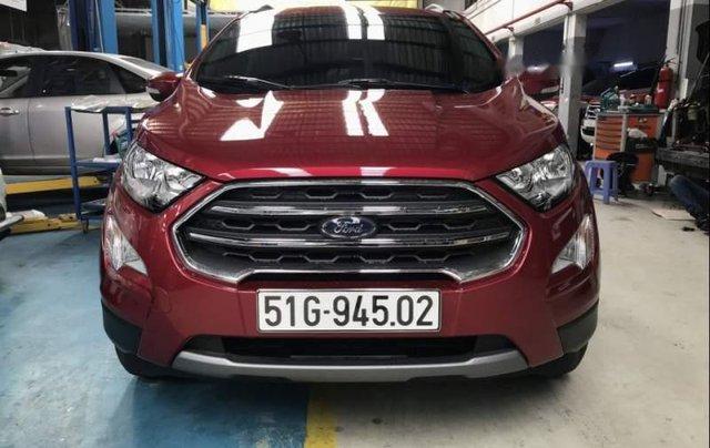 Cần bán xe Ford EcoSport Ambient 1.5L MT sản xuất 2019, xe đủ màu, giao ngay0