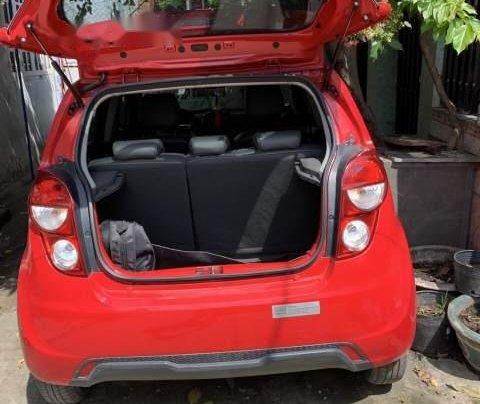 Cần bán Chevrolet Spark 2016, màu đỏ giá cạnh tranh0