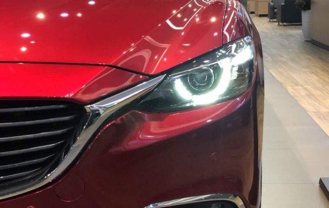 Bán Mazda 6 sản xuất 2019, màu đỏ, giá 819tr5