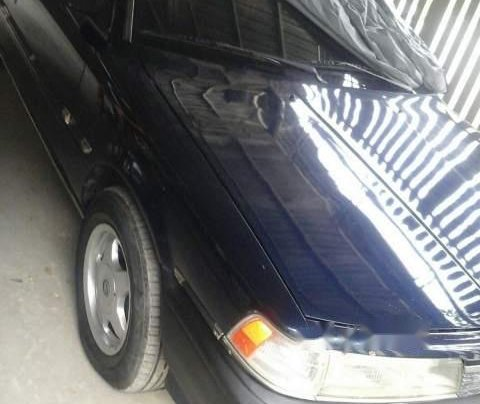 Bán Toyota Camry đời 1990, màu xanh lam, nhập khẩu nguyên chiếc số sàn2