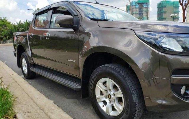 Bán Colorado 2.5 LT 1 cầu, nhập khẩu Thái Lan, xe gia đình sử dụng kỹ0