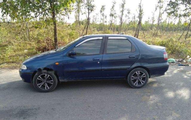 Bán Fiat Siena 1.6 năm sản xuất 2002, xe nhà ít sử dụng0