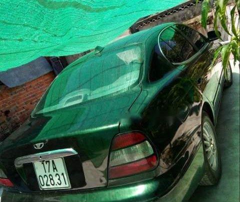 Cần bán Daewoo Leganza MT sản xuất 2001, màu đen, xe còn nguyên bản, máy êm2