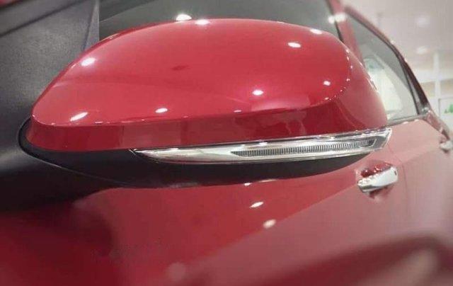 Bán Hyundai Grand i10 2019, màu đỏ, giá 350tr3
