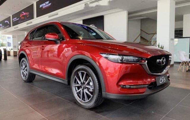 Cần bán Mazda CX 5 đời 2019, màu đỏ, mới 100%1
