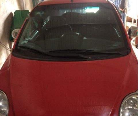 Bán lại xe Chevrolet Spark đời 2009, màu đỏ, giá 118tr1