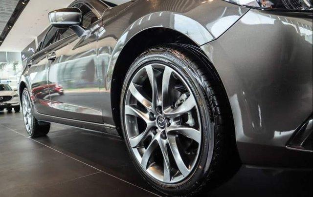 Bán Mazda 6 2.5 sản xuất năm 2018, màu nâu1