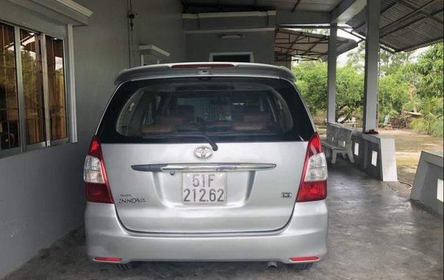 Bán Toyota Innova sản xuất năm 2006, màu bạc, nhập khẩu2