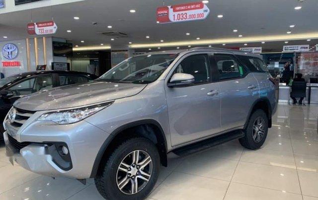 Cần bán xe Toyota Fortuner sản xuất năm 2019, màu xám0