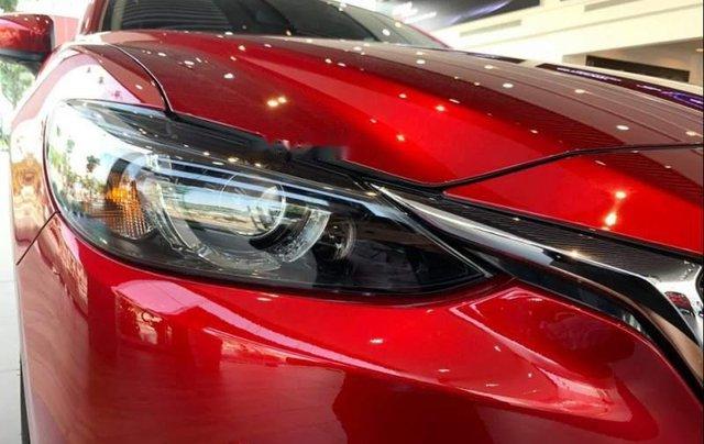 Mazda Biên Hoà bán Mazda 6 đời 2019, màu đỏ, nhập khẩu nguyên chiếc, 886tr2