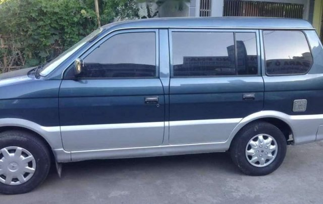 Cần bán lại xe Mitsubishi Jolie đời 2001, xe nhập0
