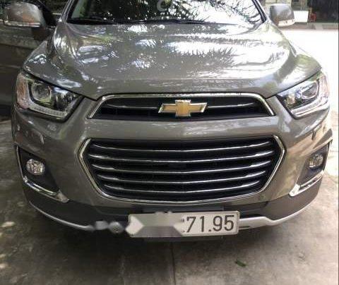 Bán Chevrolet Captiva năm sản xuất 2017, nhập khẩu nguyên chiếc, chính chủ ít sử dụng0