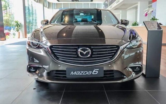 Bán Mazda 6 2.5 sản xuất năm 2018, màu nâu5