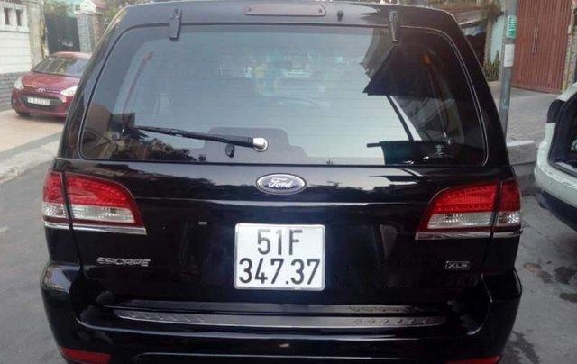 Bán chiếc xe Ford Escape 2.3 đời 2009, màu đen, số tự động, xe rất đẹp3